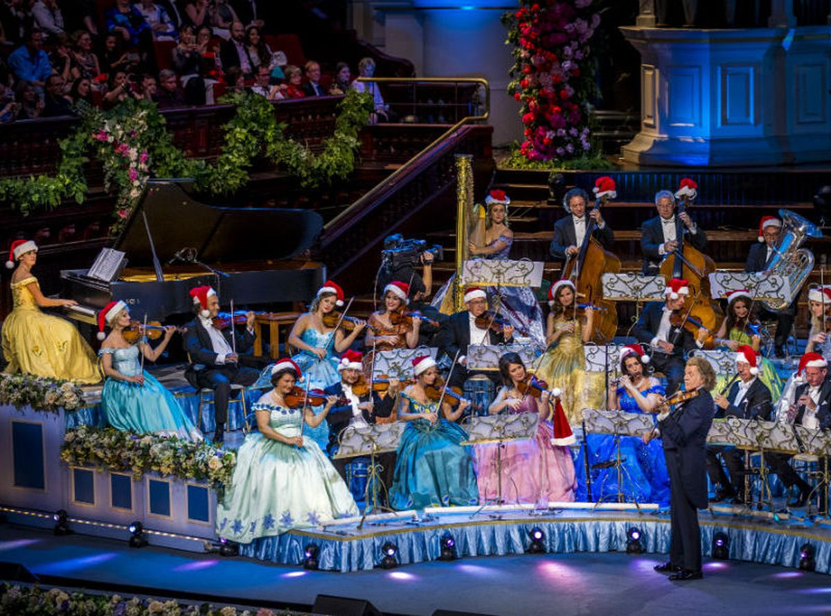 André Rieu's 2019 New Year's Concert in Sydney