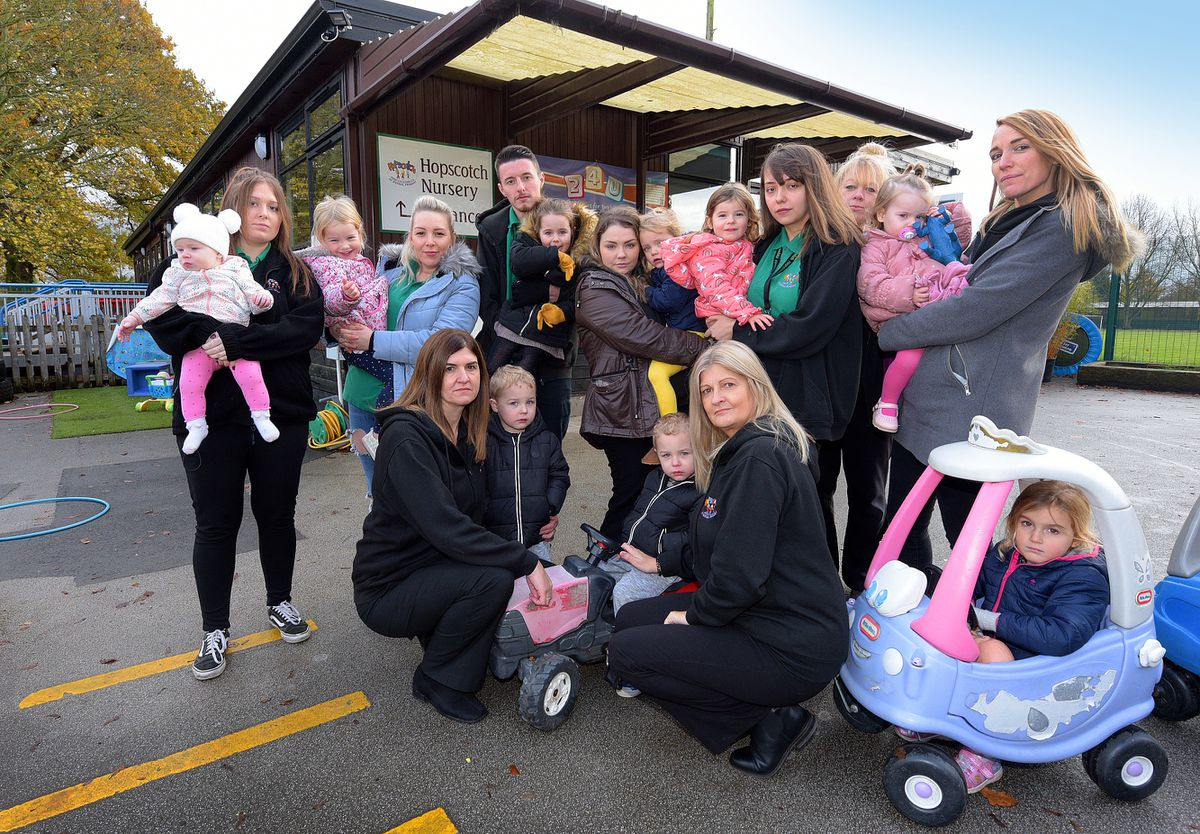 Hopscotch nursery in Shifnal must find new premises next summer