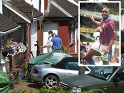 Police officer on murder charge over Taser death of footballer Dalian Atkinson in Telford
