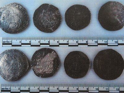 Hoard of ancient silver coins found at Prees is treasure