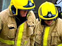 Fire crews tackle two arson attacks less than 15 minutes apart in Shifnal and Telford