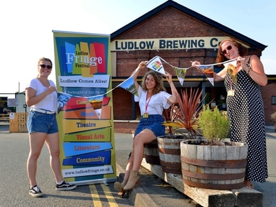 Ludlow Fringe Festival taking place online this year