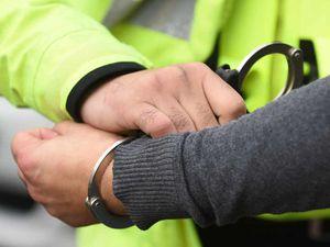 Two arrested after Shrewsbury drugs raid