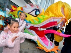 Newport celebrates Chinese New Year - with video and pictures