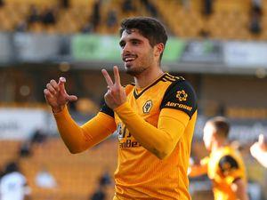 Pedro Neto of Wolverhampton Wanderers celebrates (AMA)