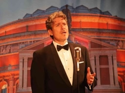 Italian opera singer wows crowds in Newport - in pictures