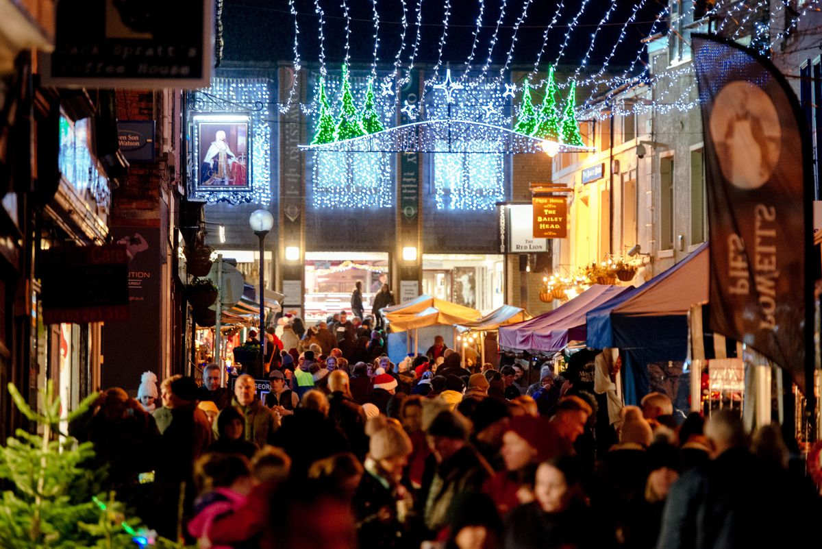 Oswestry Christmas Live 2018