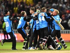 Joe Clarke helps Worcestershire blast to victory at Edgbaston