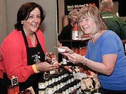 Thousands attend food festival's 20th birthday
