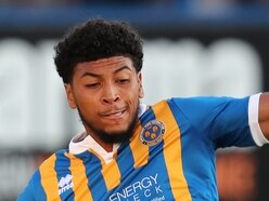 Shrewsbury Town's Josh Laurent growing up on and off the pitch