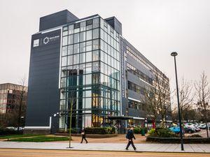 LAST COPYRIGHT SHROPSHRIE STAR JAMIE RICKETTS 06-Jan-16..Addenbrooke House - Telford & Wrekin Council - Telford Council - Telford, Shropshire.