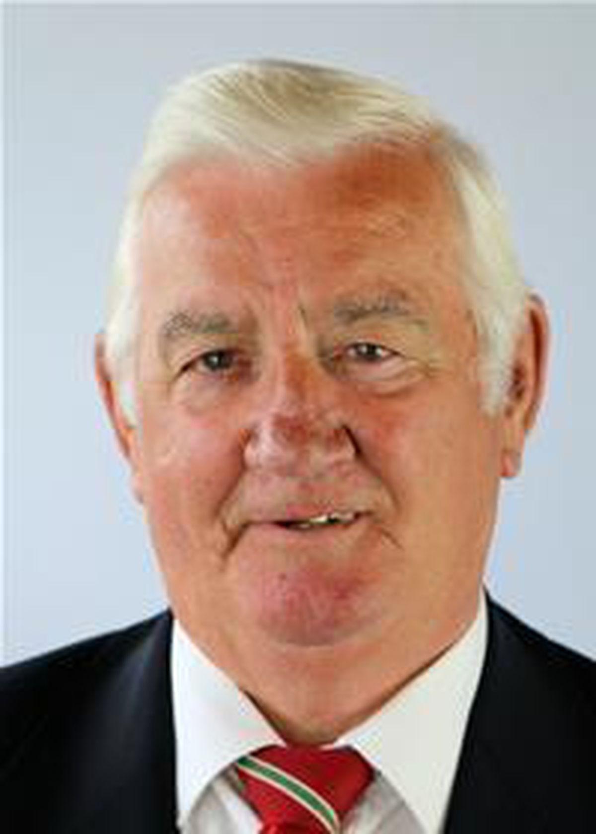 Councillor Phil Pritchard