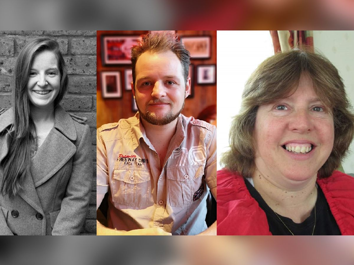 Tributes have been paid to Alex Britton, Tom Watson, and Tina Ince