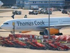 Wolverhampton passengers 'lucky' to be on tearful final Thomas Cook flight