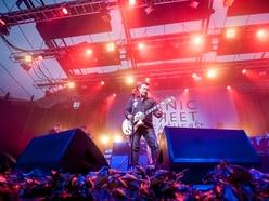 Manic Street Preachers close Llangollen's International Musical Eisteddfod - with pictures