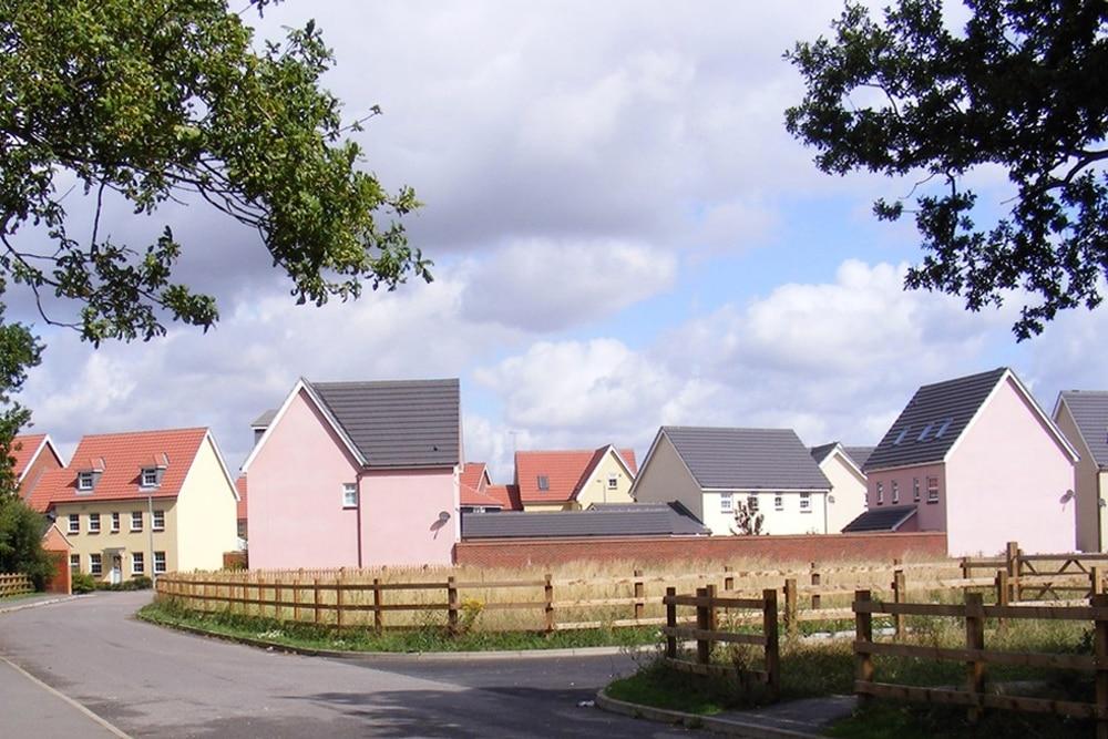 New Homes In Wellington Telford