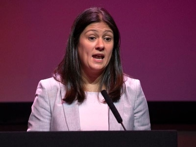 Labour's Lisa Nandy vows to increase trans rights support after suffering abuse