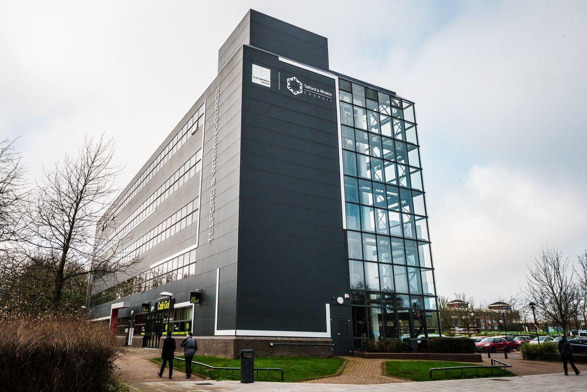 Telford & Wrekin Council headquarters