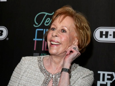 New Golden Globes honour to be named after comedienne Carol Burnett