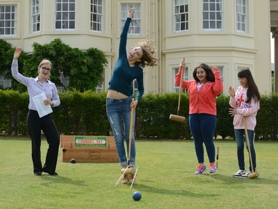 Shropshire summer school hailed as a shining example