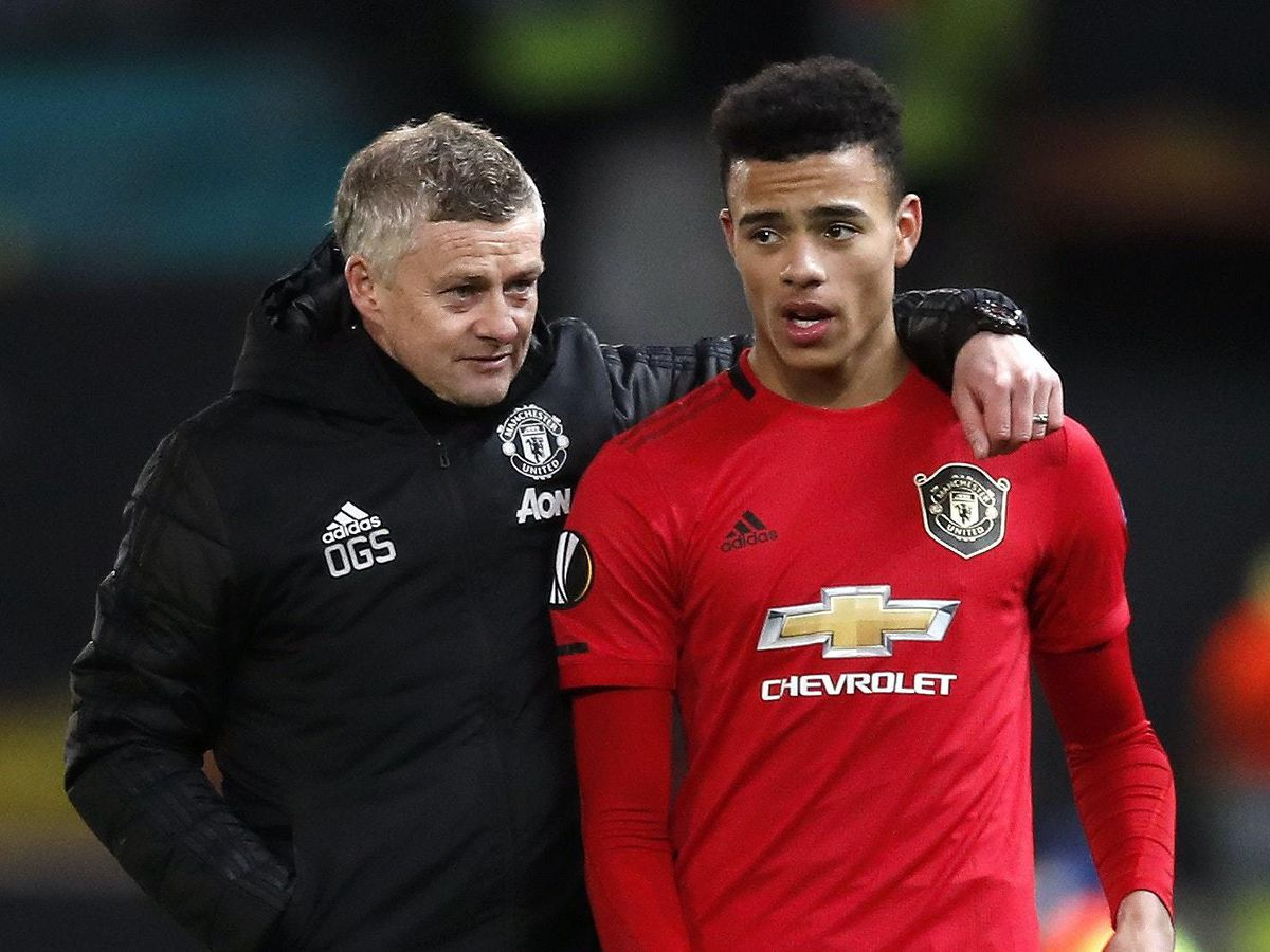Ole Gunnar Solskjaer has hit out at the FA
