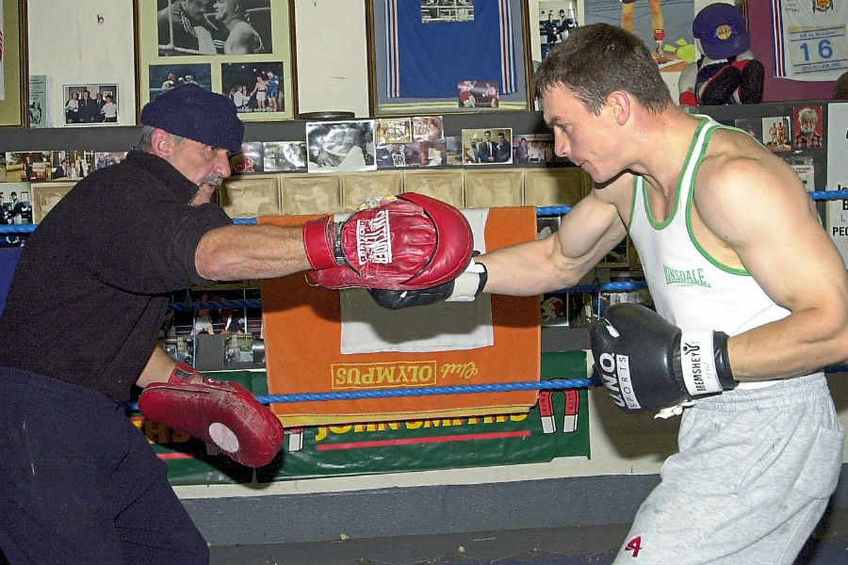 The Richie Woodhall collection: My dad taught me to fight