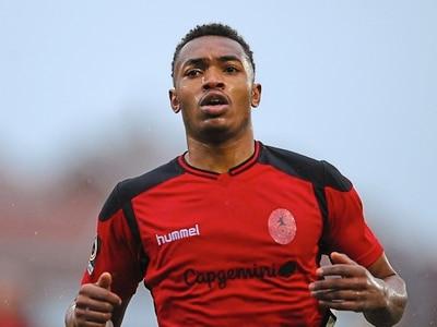 AFC Telford's Marcus Dinanga pledges to repay faith of boss