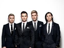 Collabro talk ahead of Birmingham show