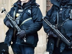 Three arrested on suspicion of threats to kill after armed police deployed in Shrewsbury and Albrighton