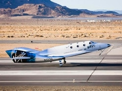 Virgin Galactic aims to reach space with tourism rocket