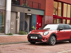 Facelifted Mini Clubman goes on show in Shanghai