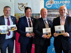 'Telford 50' business campaign is unveiled