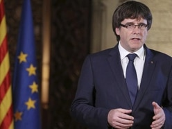 Catalan leader attacks Spanish PM's move to dissolve regional government