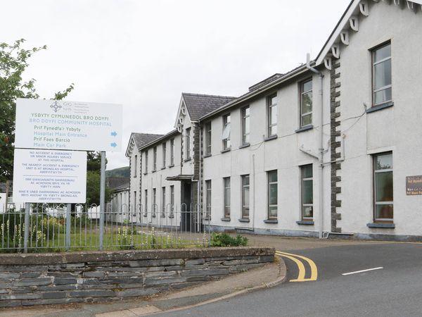 Bro Ddyfi Community Hospital in Machynlleth