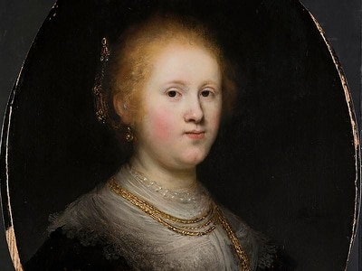 Restored painting turns out to be genuine Rembrandt