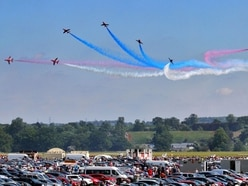 Cosford Air Show 2017: All the sights of the sky - in photos