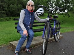 Cyclist, 75, calls for action on quad bike and moped youths in Telford