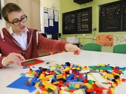 Ground-breaking Lego therapy comes to Shropshire