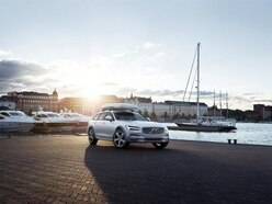 First drive: Ocean Race additions put the vogue into Volvo's V90