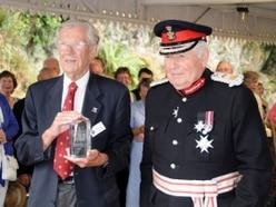 Tributes paid to heritage railway president