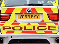 Lorry overturns in Shropshire crash