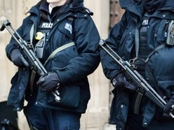 UK terror threat: Armed police on the streets as as security level 'critical'