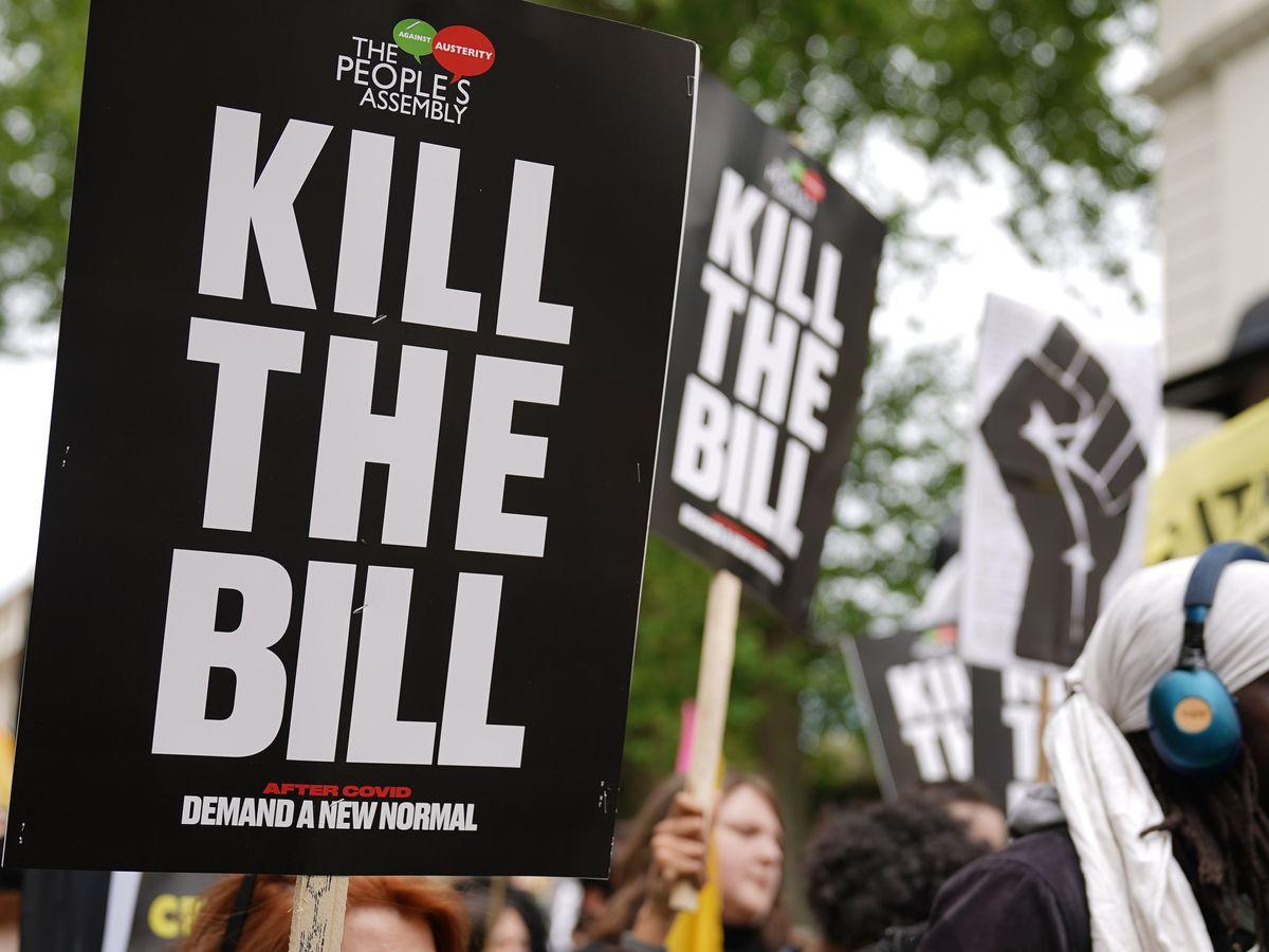 'Kill the Bill' protests