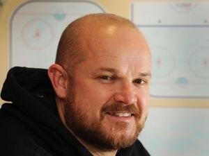 Head coach Tom Watkins.