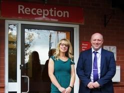 Shropshire primary school gets £40,000 upgrade