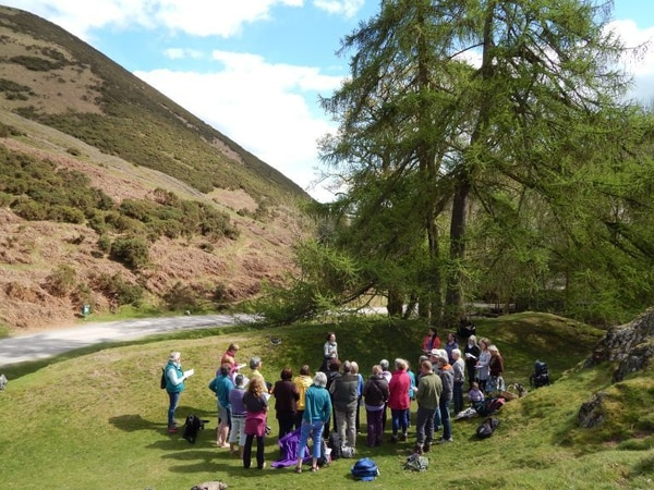 Chance to show real heart at Shropshire beauty spot