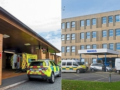 Patients 'being treated like cattle' claim Shropshire hospital staff