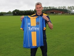Steve Morison to help young Shrewsbury Town hot-shots