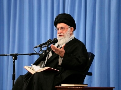 Iran's leader claims coronavirus 'propaganda' used to stifle voting