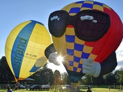 Tickets available for Oswestry Balloon fest